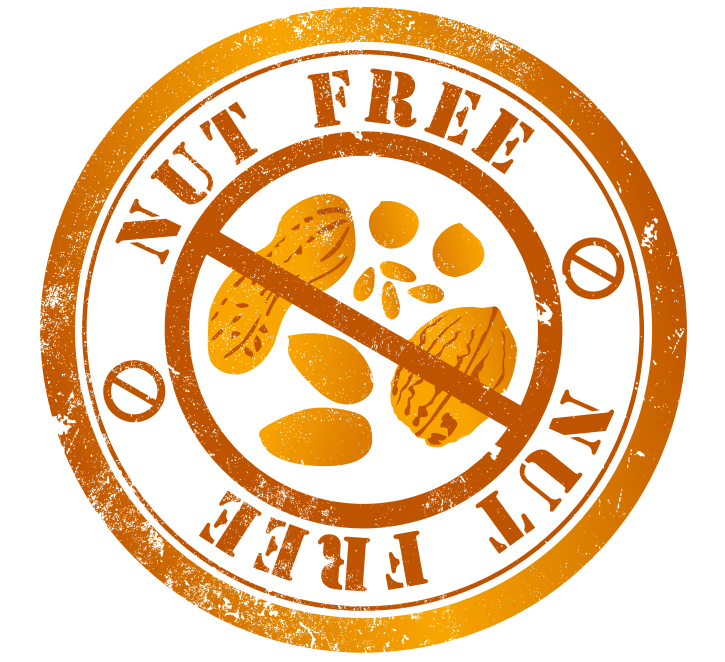 nut free bakery, in english language